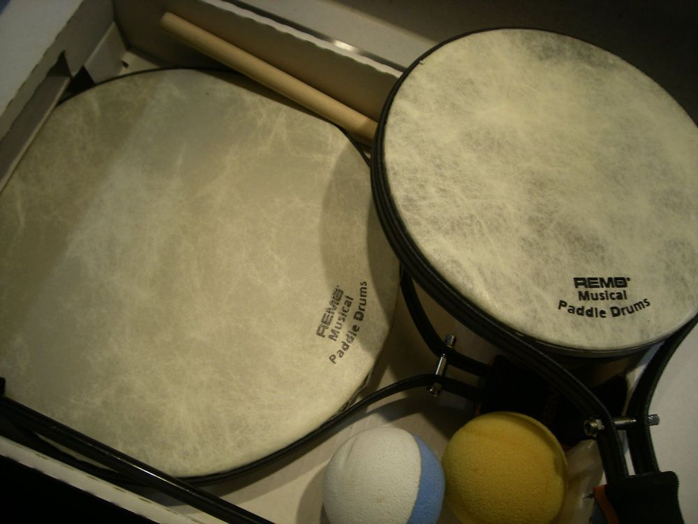 Paddle Drums