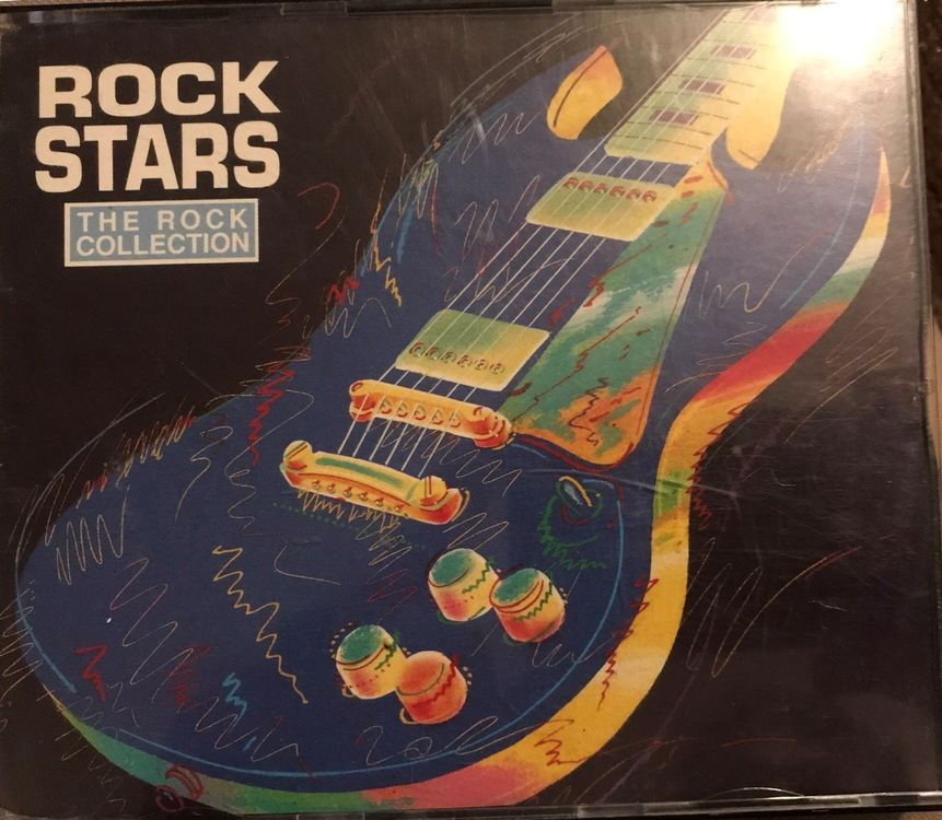ROCK STARS - The Rock Collection