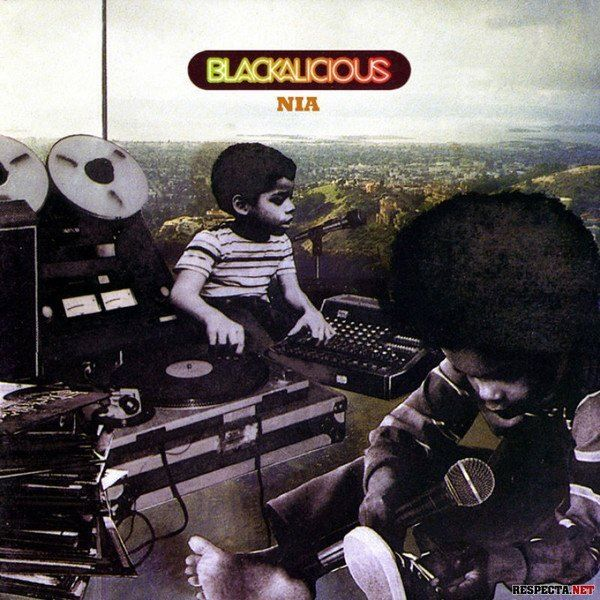 Blackalicious - Gift of Gab &Chief Xce