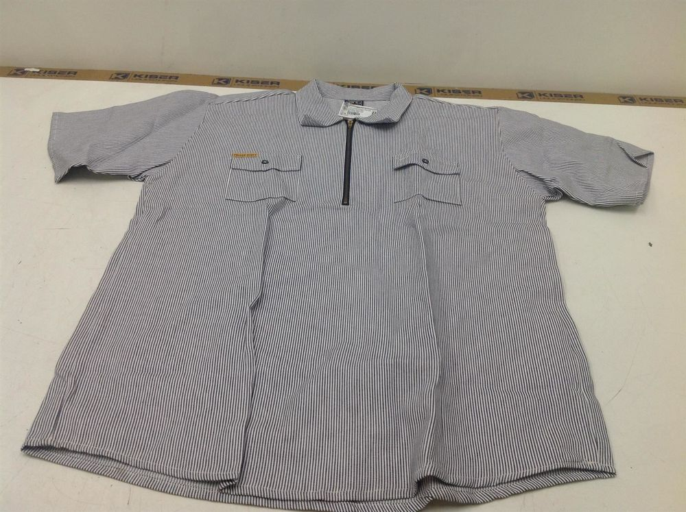 Prison Blues Hickory Shirt, Gr. XXL